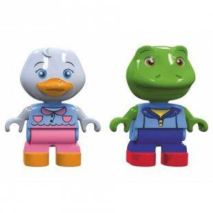 AquaPlay Figurenset Ente und Frosch