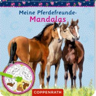 Coppenrath Meine Pferdefreunde - Mandalas