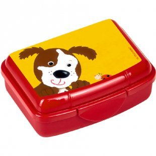 COPPENRATH Freche Rasselbande Mini Snackbox Hund