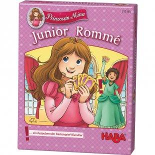 HABA Prinzessin Mina - Junior Rommé 302365