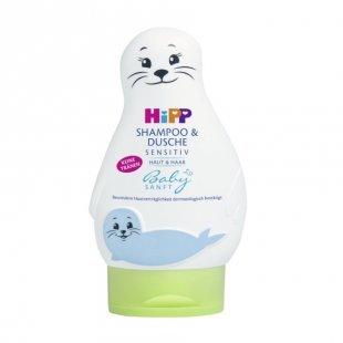 HiPP Babysanft Shampoo und Dusche 200ml