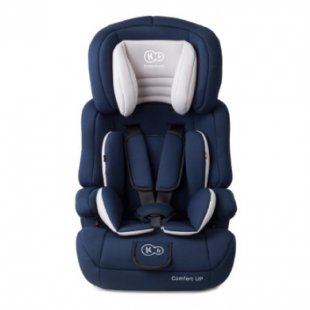 Kinderkraft Kindersitz Comfort Up navy - blau