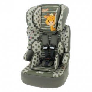 osann Kindersitz BeLine SP Luxe Giraffe - grau