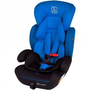 babyGO Kindersitz Protect blau