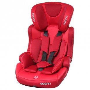 osann Kindersitz Lupo Plus Rosso