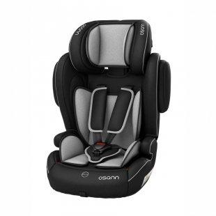 osann Kindersitz Flux Plus Grey melange