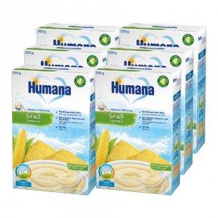 Humana Milchbrei Grieß 6 x 200 g
