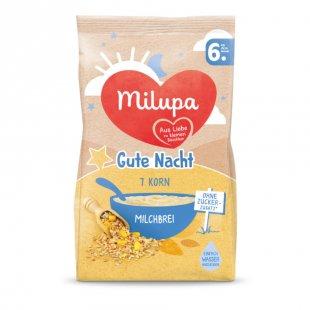 milupa Milchbrei Gute Nacht 7 Korn 400 g ab dem 6. Monat