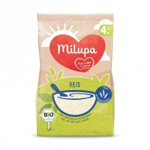milupa Getreidebrei Bio Reis 180 g ab dem 4. Monat