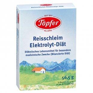 Töpfer Reisschleim Elektrolyt-Diät 56,6 g