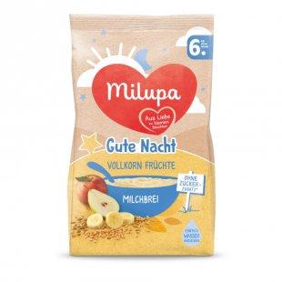 milupa Milchbrei Gute Nacht Vollkorn Früchte 400 g ab dem 6. Monat