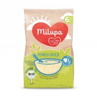 milupa Getreidebrei Bio Feiner Grieß 180 g ab dem 6. Monat