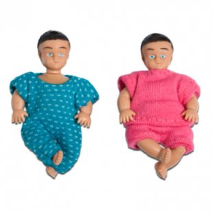 Lundby 2 Babies