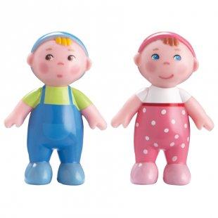 HABA Little Friends Familie - Babys Max und Marie 302010