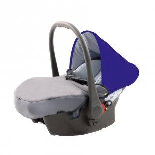 knorr-baby Babyschale für Voletto Sport grau-blau