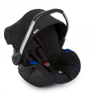hauck Babyschale Comfort Fix Black