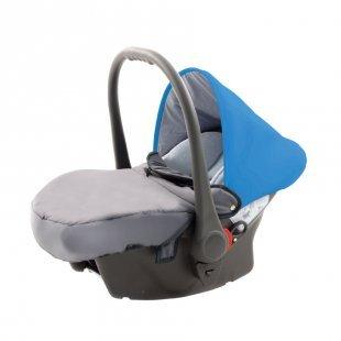 knorr-baby Babyschale für Voletto Sport schwarz-türkis