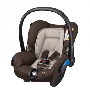 MAXI-COSI Babyschale Citi Earth brown