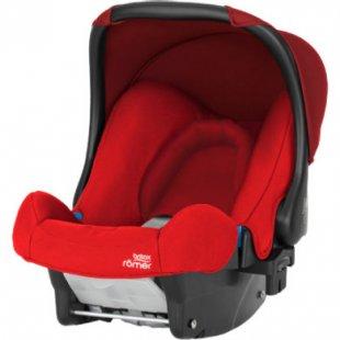 Britax Römer Babyschale Baby-Safe Flame Red - rot