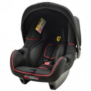 osann Babyschale BeOne SP Ferrari black - schwarz