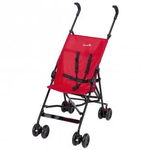 Safety 1st Buggy Peps Plain Red