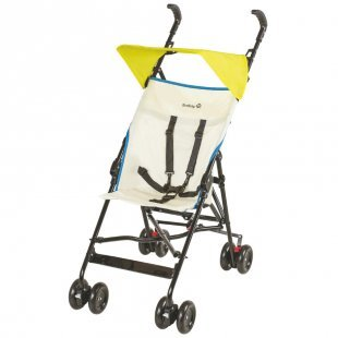Safety 1st Buggy Peps mit Sonnenverdeck Summer Yellow