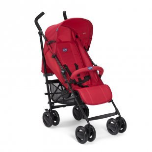 chicco Buggy London Up Red Passion inklusive faltbarem Frontbügel