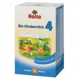 Holle Bio-Folgemilch 4 600 g