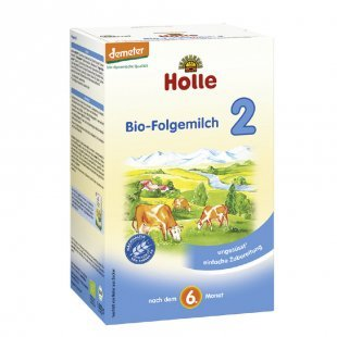 Holle Bio-Folgemilch 2 600 g