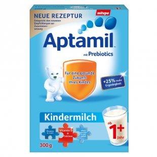 Aptamil Kindermilch 1+ 300 g Probiergröße