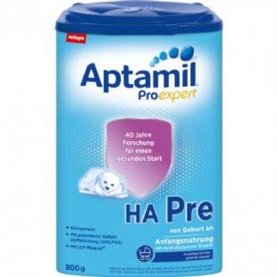 Aptamil Proexpert HA Pre Hypoallergene Anfangsmilch 800 g