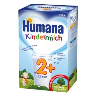 Humana Kindermilch 2+ 550 g