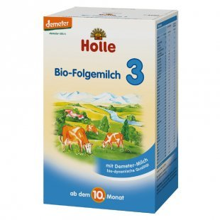 Holle Bio-Folgemilch 3 600 g