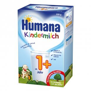 Humana Kindermilch 1+ 550 g