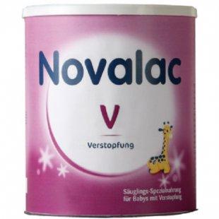 Novalac Spezialnahrung V bei Verstopfung 800g