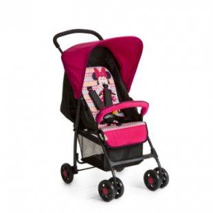 hauck Sportwagen Sport Minnie Geo Pink
