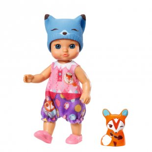Zapf Creation mini CHOU CHOU - Foxes Minidoll Kimy