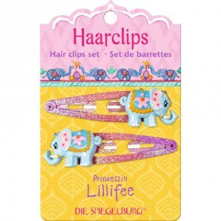 COPPENRATH Haarclips - Prinzessin Lillifee Orient (2St.)