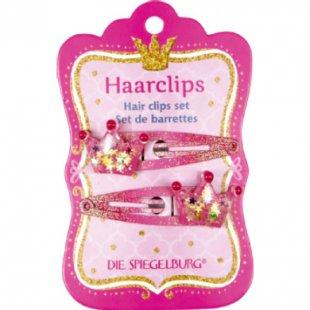 Coppenrath Krönchen-Haarclips - Prinzessin Lillifee (2 St.)