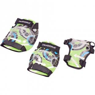 HUDORA® Protektoren Set Green Style, Gr. M 83341