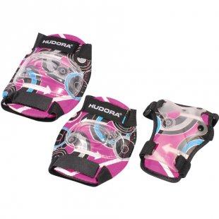 HUDORA® Protektoren Set Pink Style, Gr. S 83343