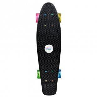 AUTHENTIC SPORTS Skateboard fun neon