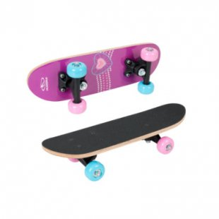 Hudora ® Skate Wonders Miniskateboard XXS
