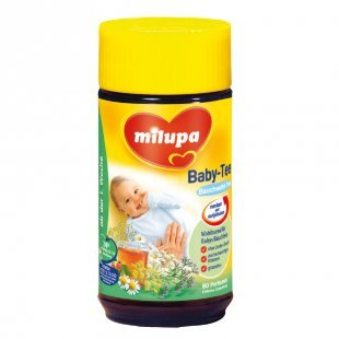 milupa Baby-Tee Bauchwohl ab dem 4. Monat 60 Portionen