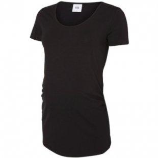mama licious Umstands Shirt MLLEA Organic 2er Pack schwarz - Damen