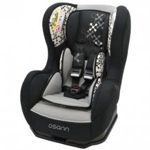 osann Kindersitz Cosmo SP Corail Black - schwarz