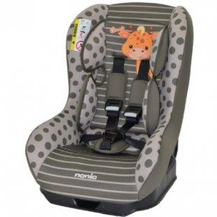 osann Nania Kindersitz Safety Plus NT Giraffe - grau