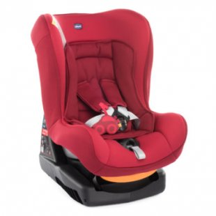 chicco Kindersitz Cosmos Gr. 0+/1 Red Passion - rot