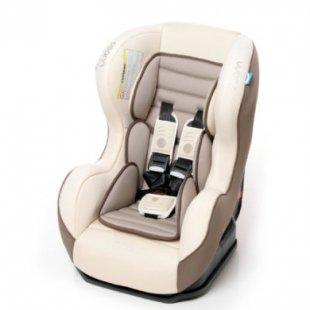 osann Kindersitz SafetyOne Fossil - beige