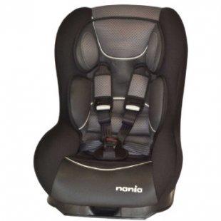 Nania Kindersitz Safety Plus NT Graphic Black - schwarz